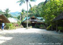 DIY Travel Guide to Bamboo House Beach at Talipanan, Puerto Galera