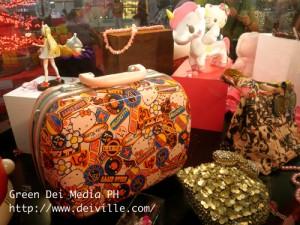 Hello Kitty Christmas Village at SM North The Block
