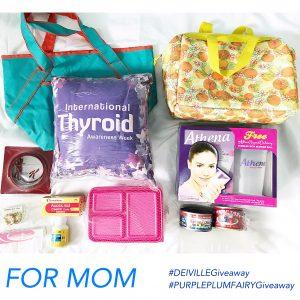 #DEIVILLEGiveaway: September Birthday Giveaway from DEIVILLE and PURPLE PLUM FAIRY 1