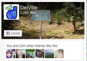 #DEIVILLEGiveaway