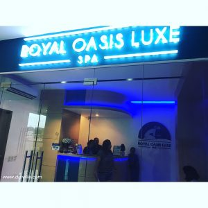 Spa In Commonwealth Quezon City