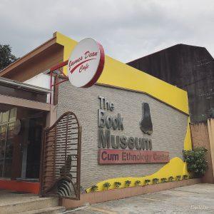 the book museum cum ethnology center