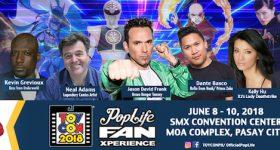 Tycoon 2018 TOYCON POPLIFE FanXperience 2018