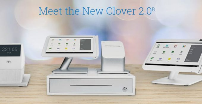 clover point of sale systems