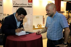 REX Educational law book launch