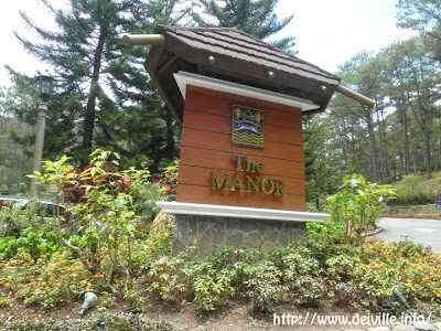 Travel Guide to The Manor at Camp John Hay