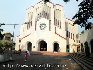 Baclaran Redemptorist Church Revisited 2012