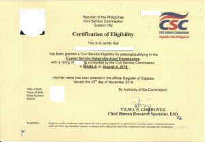 Civil Service Examination How to prepare and what to expect