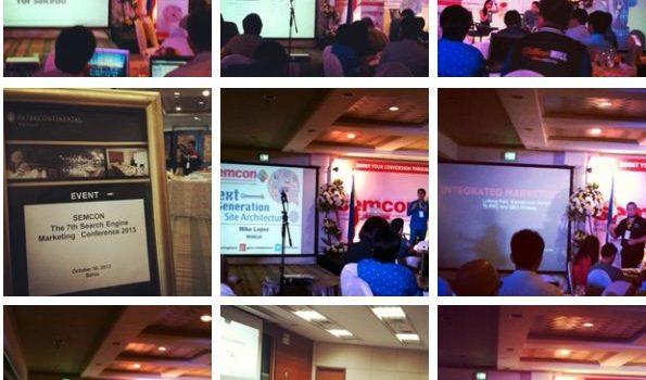 Search Engine Marketing Conference (SEMCON)