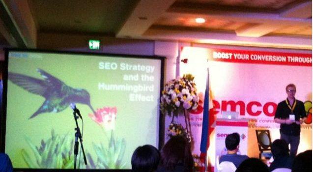 Search Engine Marketing Conference (SEMCON).02