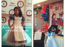 How to Throw an Alice in Wonderland Themed Party