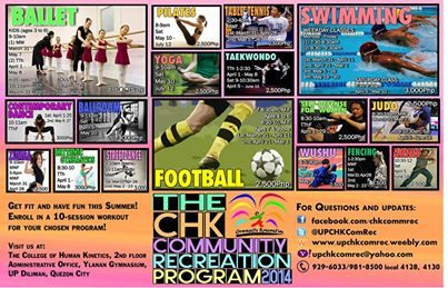 Summer Activities For Kids this 2014