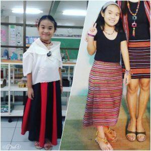 Where to Buy Children's Filipiniana Costume