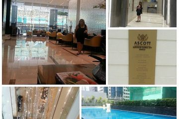 Staycation at Ascott BGC