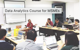 Data Analytics Training for UP Institute for Small-Scale Industries