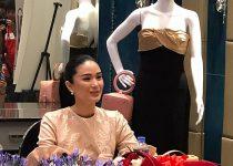 caritas manila celebrity bazaar 2018 with heart evangelista-escudero