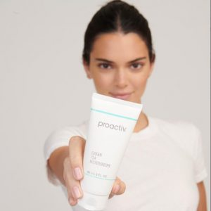 Kendall Jenner, New Celebrity Spokesperson for Proactiv