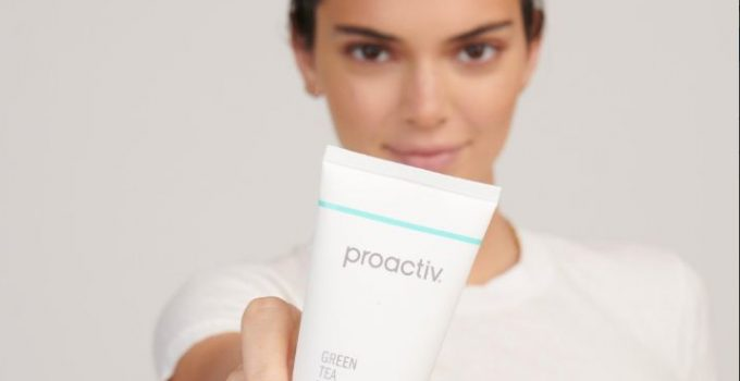Kendall Jenner, New Celebrity Spokesperson for Proactiv