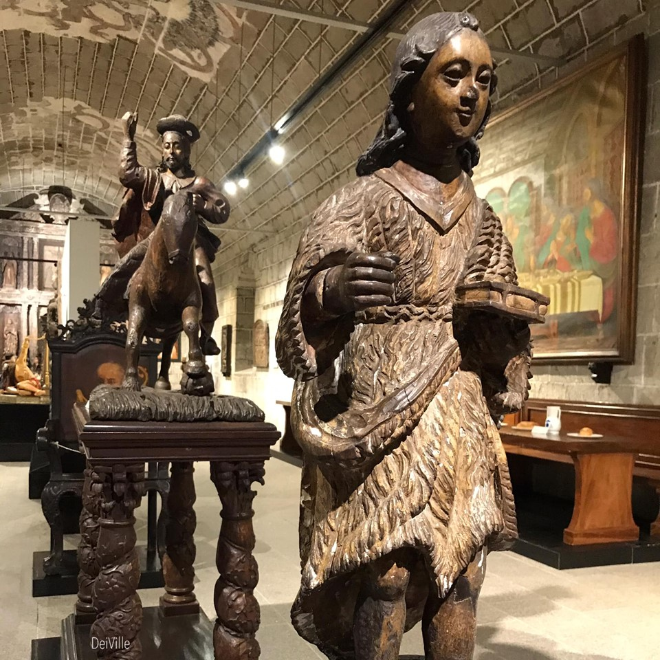 what to see at Museo San Agustin