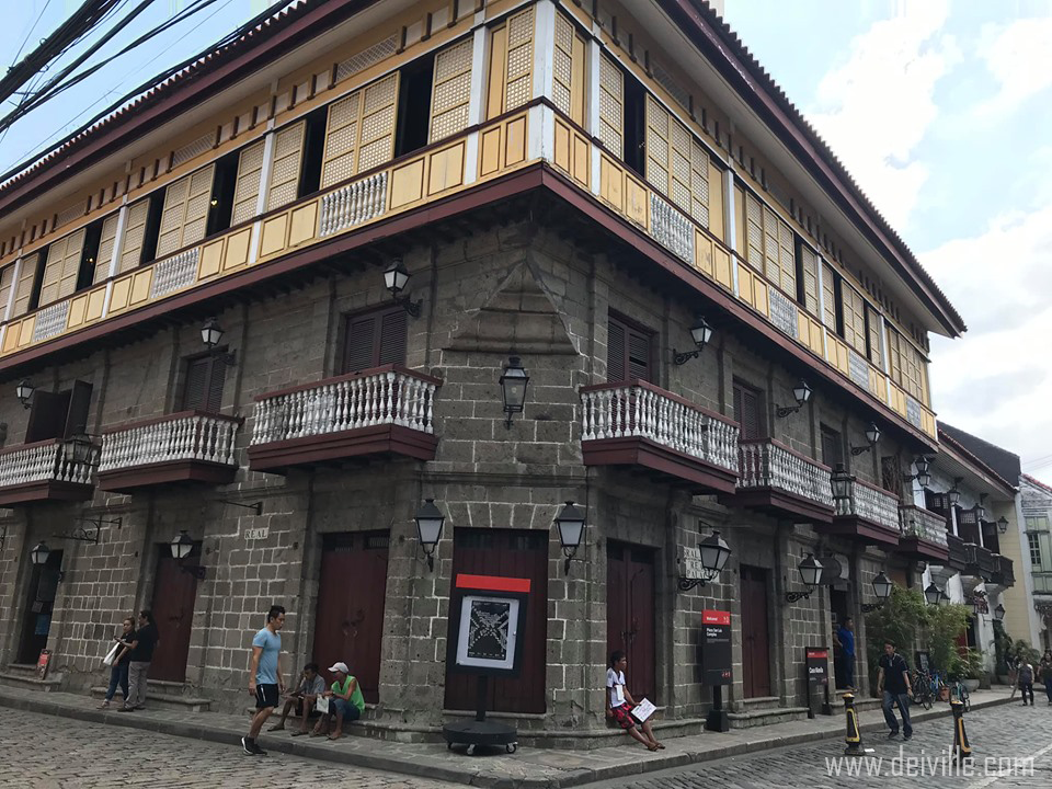 what to see at casa manila