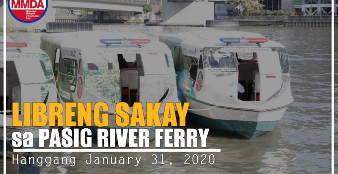 what to see thru pasig river ferry