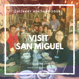 San Miguel Heritage and Culinary Tour