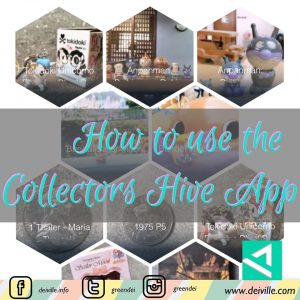 How to use the Universal Barcode Scanner by Collectors Hive App_blog