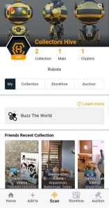 How to use the Universal Barcode Scanner by Collectors Hive App_home
