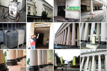 POSTAL HERITAGE WALKING TOUR: Manila Central Post Office (PHLPost) 1