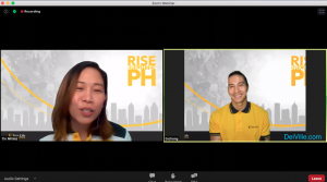 Sun Life Foundation Launches Rise Brighter PH