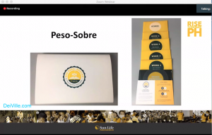 Sun Life Foundation Launches Rise Brighter PH_peso sobre