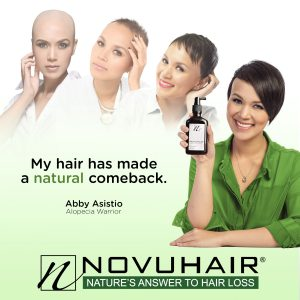 Medical Progress NOVUHAIR Supports Alopecia Philippines