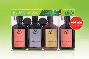 NOVUHAIR Watsons Promo