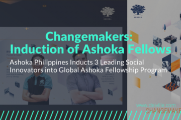 Changemakers_Induction of Ashoka Fellows