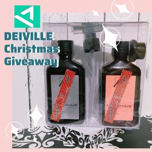 DEIVILLE Christmas Giveaway 2020 #deivillegiveaway