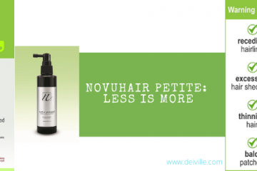 NOVUHAIR Petite_Less is more