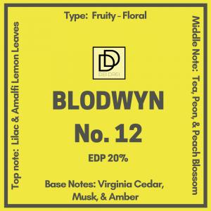 dei drei blodwyn