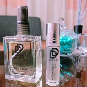 dei drei essentials ricardo perfume 50ml