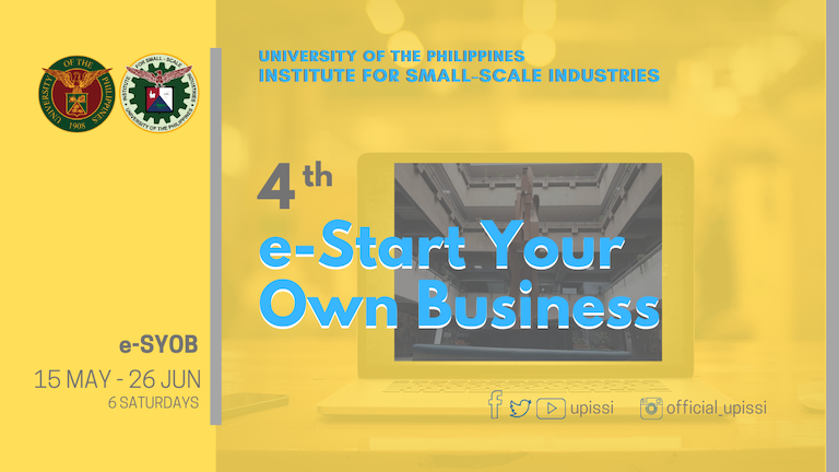 start your own business up issi
