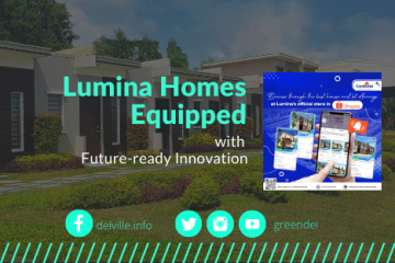 Lumina Homes Equipped with Future-ready Innovations