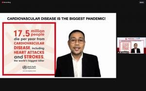 Hypertension A bigger pandemic