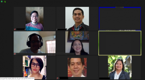 UP ISSI staff_Online Learning Tools for Educators and Learners